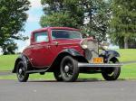 Ford Model B Deluxe Coupe 1932 года